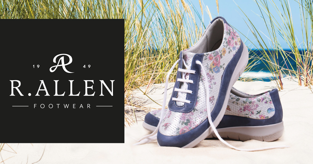 Shoe Fitting | R Allen Footwear